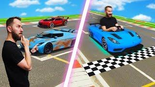 Choose Your Super Car Challenge!   GTA5