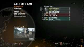 Black Ops 2 Glitches: Boosting Lobby and adding 2nd Controller (PS3) 1/30/13