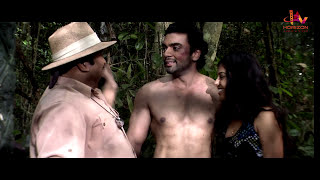 Dracula - Climax Romantic Scene From -  Dracula | Malayalam 3-D Movie (2013) [HD]