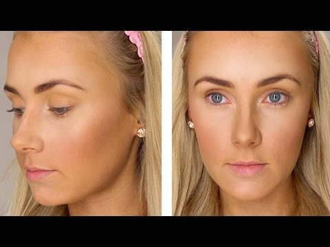 UNDEREYE HIGHLIGHT & CONTOUR TUTORIAL!