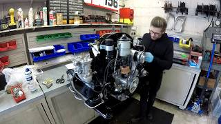 Porsche 356 A Engine Rebuild / Restoration