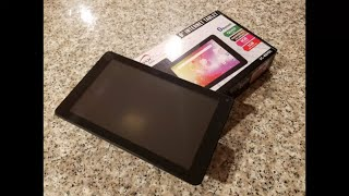 "Supersonic 9"" Tablet under $100 dollars."
