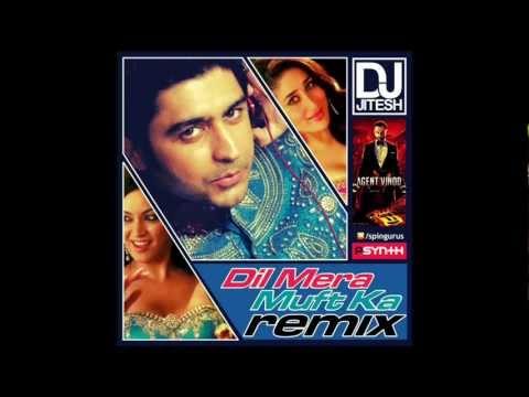 DJ Jitesh & PSynth - Dil Mera Muft Ka (Agent Vinod Remix)