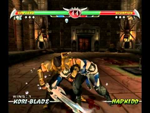 Mortal Kombat: Deception Gamecube Review