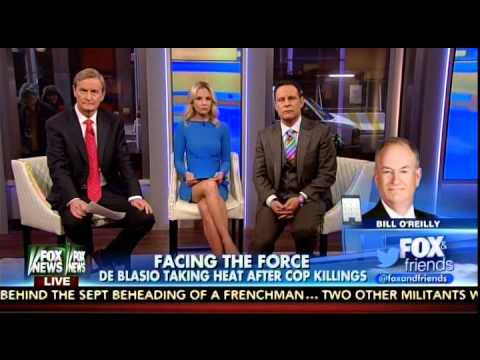 Bill O'Reilly Calls For New York Mayor De Blasio to Resign!