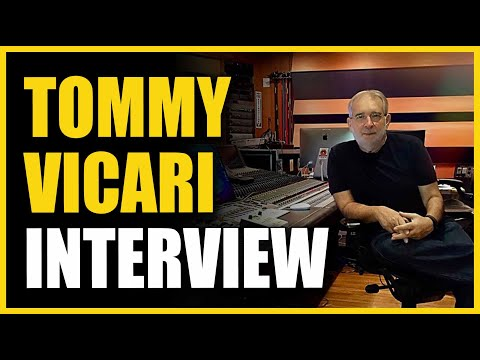 Tommy Vicari Interview - Warren Huart: Produce Like A Pro