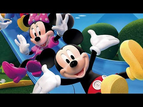 Mickey Mouse Clubhouse English Full Episode 03 - Castle of Illusion - Disney Game