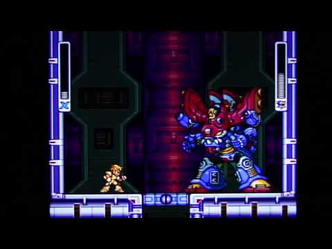 Megaman's Foot Fetish Revealed!  A Megaxsigma Fanfiction video