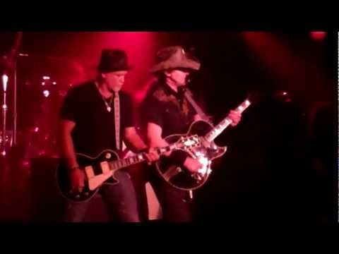 Ted Nugent - Stranglehold - The Coach House - 2012