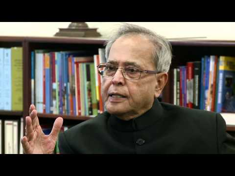 World Bank IDA Testimonials: Pranab Mukherjee, Finance Minister, India