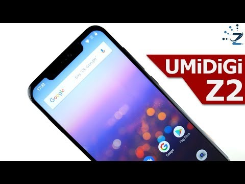 UMiDiGi Z2 Unboxing, Hands On Review!