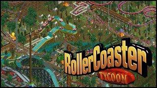 Rollercoaster Tycoon Scenario #38 - Jolly Jungle