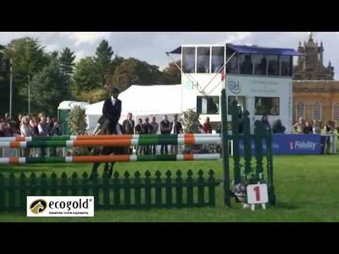 Lucinda Fredericks and Prada – Blenheim Horse Trials 2010 – Show Jumping