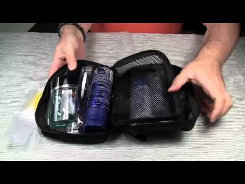Useful Maxpedition Travel Items (Part 1): The Individual First Aid Pouch as Toiletry Bag