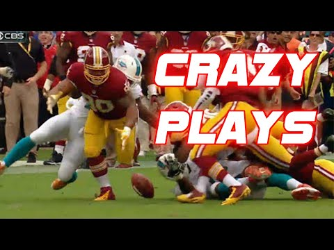 NFL Craziest Plays of All Time