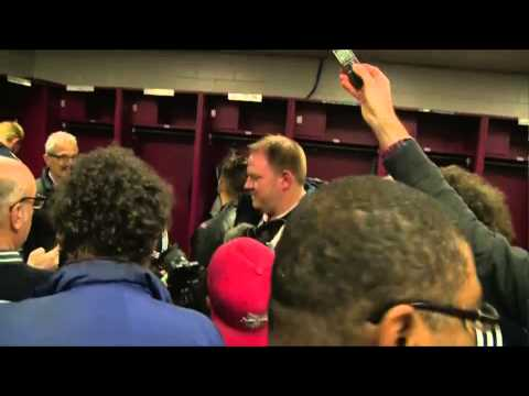 NE Revolution vs. NY Red Bulls: Thierry Henry postgame comments | MLS Cup Playoffs presented by AT&T