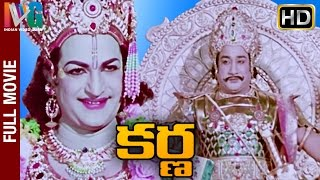 Karna Telugu Full Movie | NTR | Savitri | Sivaji Ganesan | Telugu Hit Movies | Indian Video Guru