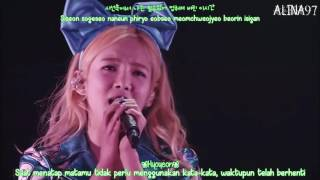 Girls' Generation (SNSD) - Into the new world ballad Ver. [Indo sub] (akalilinabilaSub)