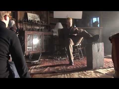 Behind the scenes of The Macallan Masters of Photography III: With Annie Leibovitz & Kevin McKidd