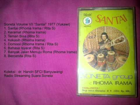 Rhoma Irama Vol 7 ( Lagu Dangdut Rhoma Irama Ft Rita Sugiarto 8 Lagu Original Soneta ) video