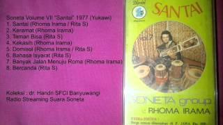 Rhoma Irama Vol 7 ( lagu dangdut rhoma irama ft rita sugiarto 8 lagu original soneta )