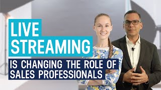 How Live Streaming is Changing the Role of Sales Professionals in China w/ Ashley Galina Dudarenok
