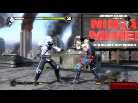Mortal Kombat 9 intento 7