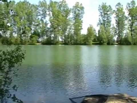 Dream Lakes May 2012 Carp Fishing in France Chapter One