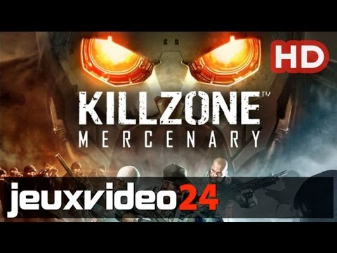 Killzone Mercenary - Gameplay Trailer HD (PS Vita)