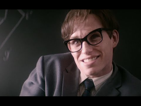 The Theory of Everything Official Trailer (2014) Stephen Hawking Movie HD