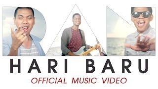 RAN Hari Baru Official Music Video HD