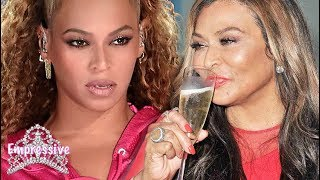 Ouça Beyonce is mad at her mother Tina Lawson Uh oh