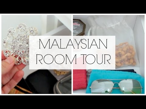 Expat Minimalist Bedroom Tour: Post KonMari (Malaysia)