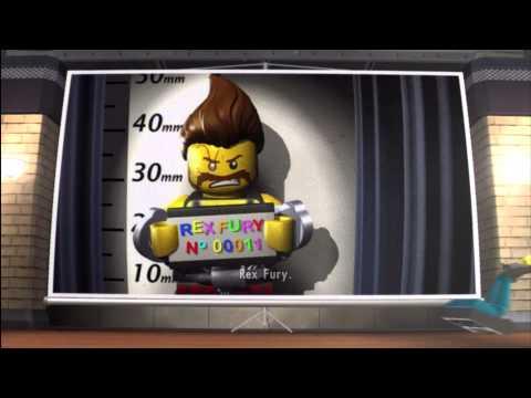 Let's play Lego City Undercover FR - Ep1 - Par Loulou et Louloutte