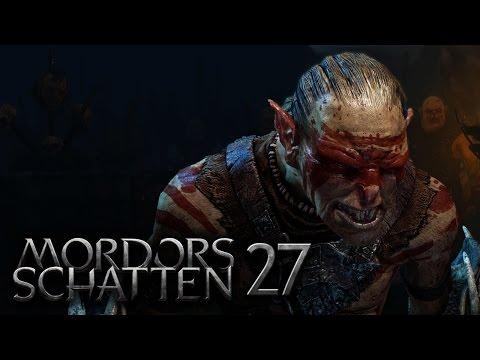 MITTELERDE: MORDORS SCHATTEN [4K] #027 - Frischblut von Froschblut ★ Let's Play Mordors Schatten