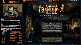 [WORLD RECORD] Diablo 2 - Any% Norm Druid Speedrun!! - 1:28:02