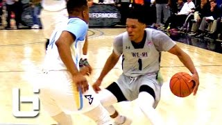 Trevon Duval Becomes #1 Point Guard on His Road to UA Elite 24!