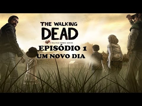 The Walking Dead: The Game 1º Temporada - Episódio 1 (Parte1)