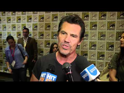 Josh Brolin on his fortune of being cast in 'Sin City: A Dame to Kill For'