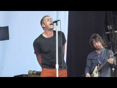 Beady Eye (Liam Gallagher) - Cigarette's and Alcohol - Adelaide Big Day Out 2014