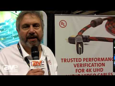 CEDIA 2015: UL Explains Its New High Speed 4K Audio Video Cable Program to Verify 4K UHD Cables