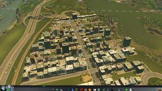 Cities Skylines: testování katastrof