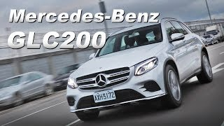 更容易摘星!入門豪華SUV|Mercedes-Benz GLC 200