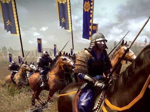 Total War Shogun 2 Date Campaign Gameplay Walkthrough 1