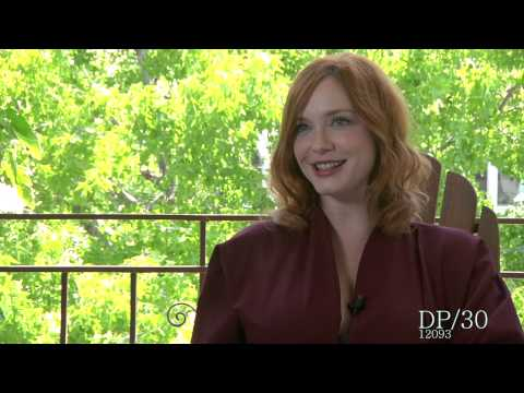 DP/30 Emmywatch '12: Mad Men, actor Christina Hendricks