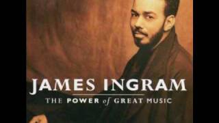 Watch James Ingram I Don