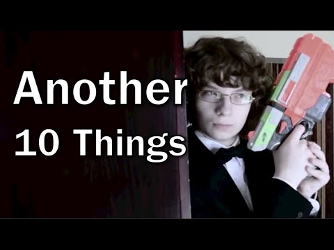 Another 10 Things You Should Never Do In A Nerf War