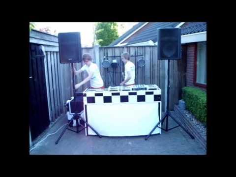 Mobile DJ setup DoubleBeat