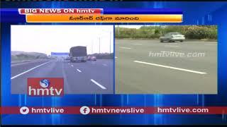 అపుడు సాఫీగా ప్రయాణం...ఇపుడు కుదుపుల మాయం   Road Re-Carpeting Technology Fails In Hyderabad   hmtv