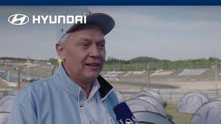 Hyundai @ 24h Rennen - Interview Albert Biermann  Die N-Serie